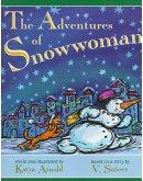 The Adventures Of Snowwoman
