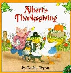 Alberts Thanksgiving