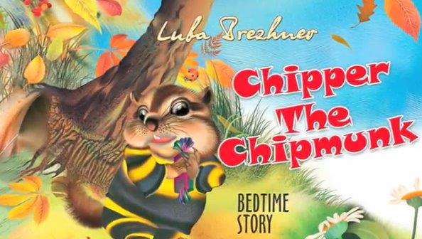 Chipper The Chipmunk