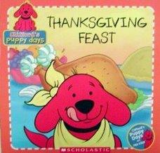 Clifford's Puppy Days Thanksgiving Feast