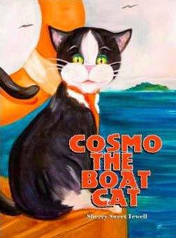 Cosmo The Boat Cat