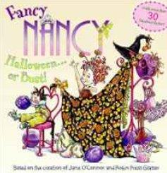 Fancy Nancy Halloween or Bust!