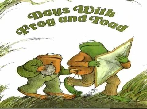 Days With Frog and Toad: The Kite