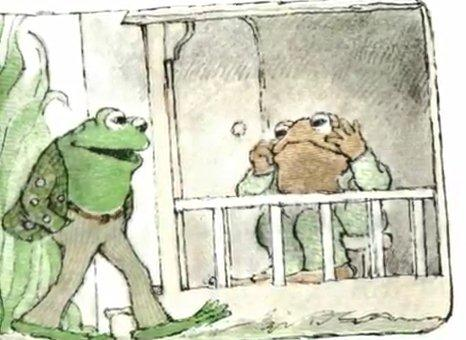 Frog and Toad Are Friends: The Letter