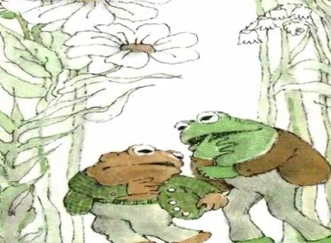 Frog and Toad Are Friends: The Lost Button