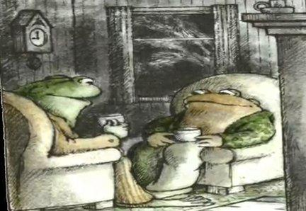 Days With Frog and Toad: Shivers