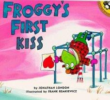 Froggys First Kiss
