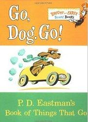 Go, Dog. Go! Book of Things That Go