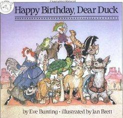 Happy Birthday Dear Duck