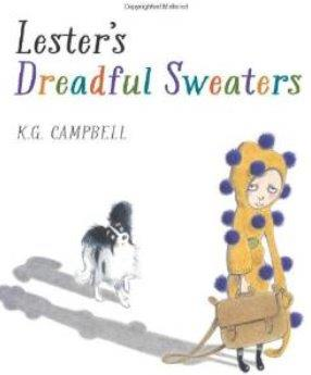 Lesters Dreadful Sweater