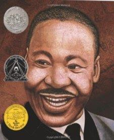 Martins Big Words: The Life of Dr. Martin Luther King Jr