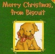 Merry Christmas Biscuit
