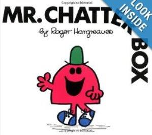 Mr Chatterbox