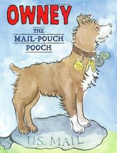Owney, the Mail-Pouch Pooch