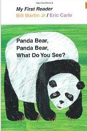 Panda Bear, Panda Bear What Do You See