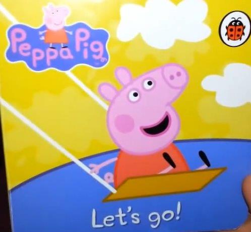 Peppa Pig Lets Go