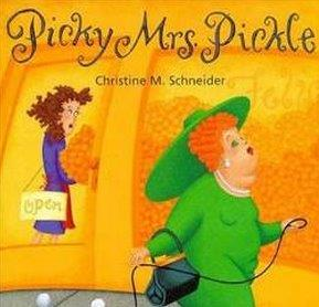 Picky Mrs Pickle