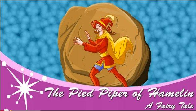 The Pied Piper of Hamlin: A Fairy Tale