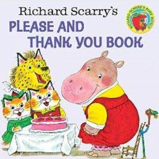 Richard Scarry's Please and Thank You