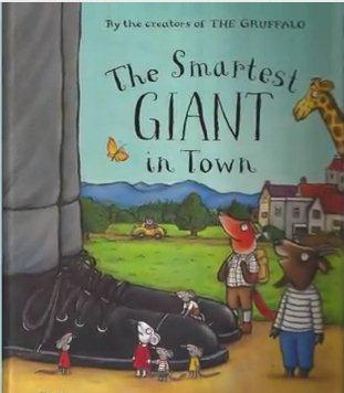 The Smartest Giant (The Spiffiest Giant in Town)