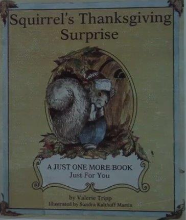 Squirrels Thanksgiving Surprise