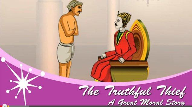 The Truthful Thief