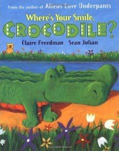Where's Your Smile Crocodile